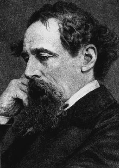 Gestorben 09 juni 1870 in gadshill place bei rochester